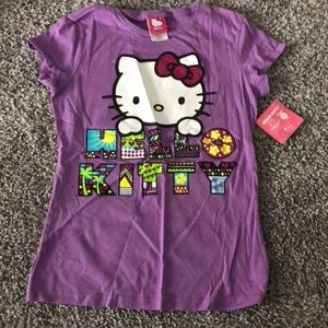 Girls Hello Kitty T-shirt - 14/16